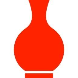 スカーレットの花瓶