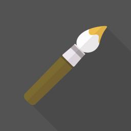 筆(カラー)